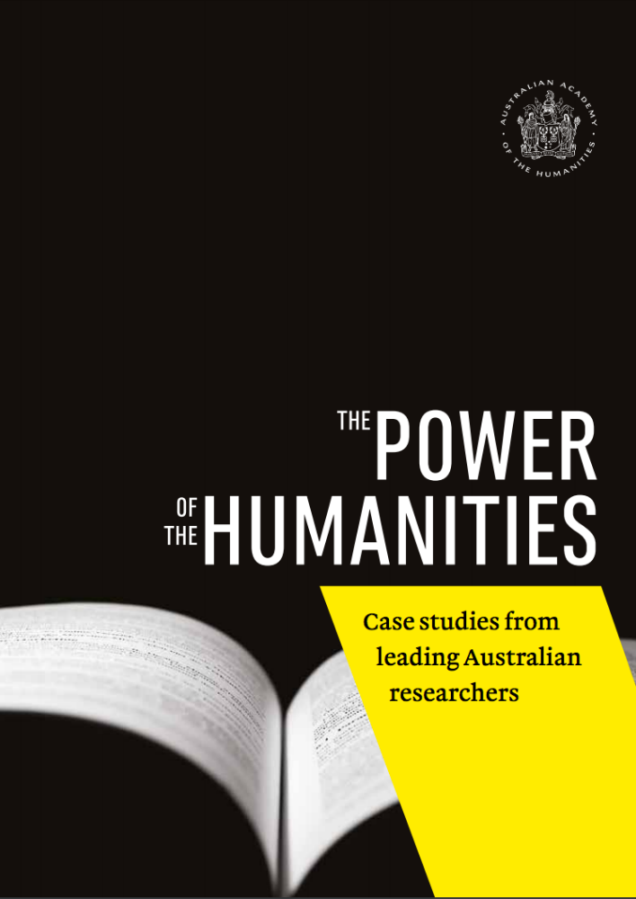 Power of the Humanities cover