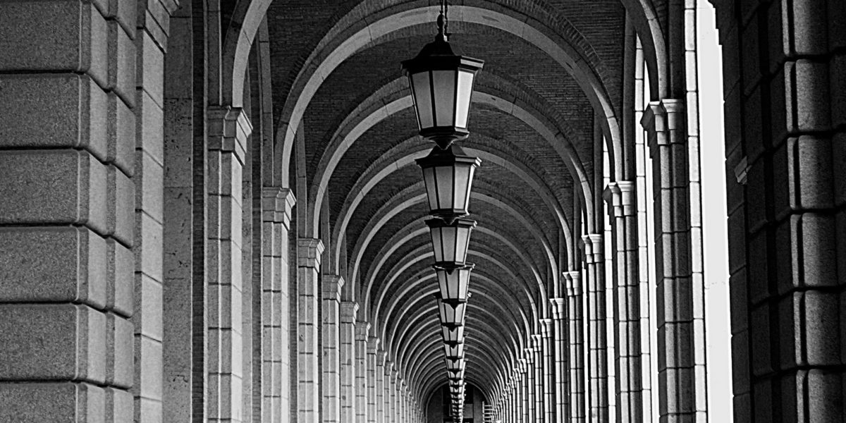 'Arcos I' by Felipe Gabaldón